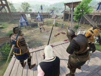 MORDHAU Heavy leg armor kick damage 1 - steamsplay.com