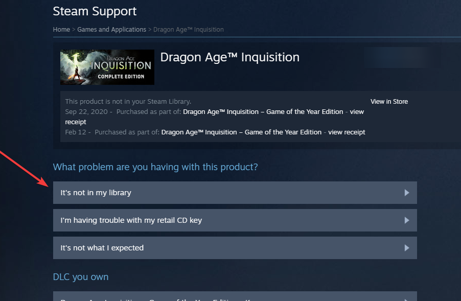 Dragon Age™ Inquisition Fix for DLC not recognized - EA Play
