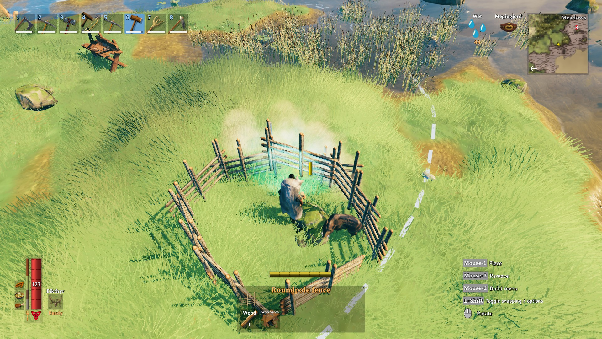 Valheim How to Tame a Boar in Easy Steps in Valheim