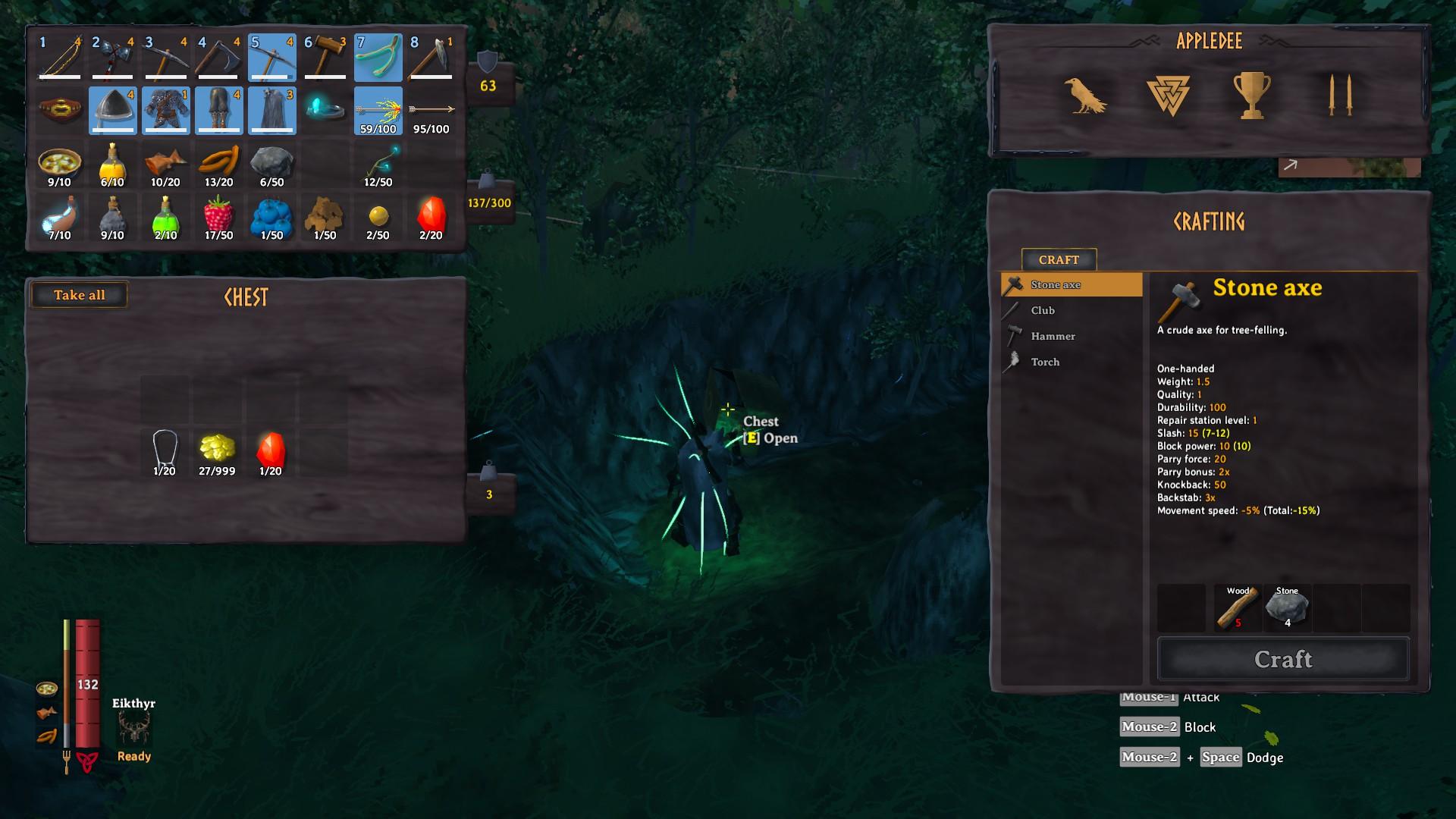 Valheim How to Find Hidden Treasure Using Wishbone Guide in Valheim