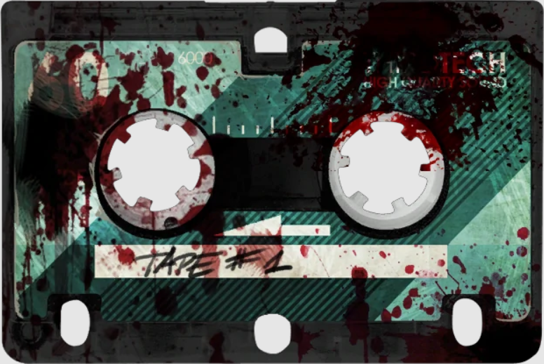 Dead Island Riptide Definitive Edition DEAD ISLAND: RIPTIDE - ANGELA GUERRA RECORDINGS - Tapes (01 - 05):