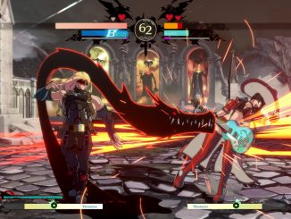 GUILTY GEAR -STRIVE- How to achieve Ramlethal Gameplay Guide 1 - steamsplay.com