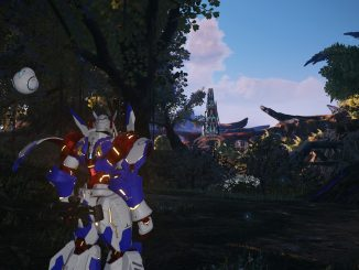 Phantasy Star Online 2 New Genesis Multiclass and Multiweapon Skills and Effects 1 - steamsplay.com