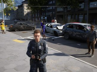 Police Simulator: Patrol Officers Parking Ticket Issue Guide 1 - steamsplay.com