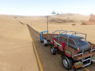 The Long Drive How to Spawn in a Bus – Truck or Trailer 1 - steamsplay.com