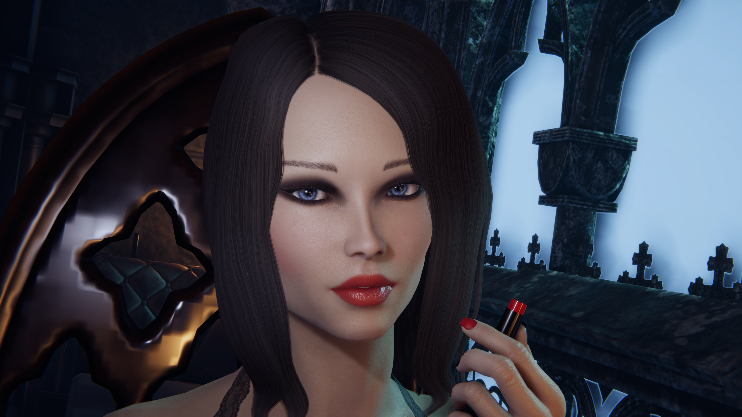 She Will Punish Them Having an Issue on Creating a Hero Face Guide