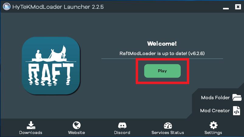 Raft Modding Guide