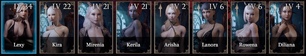 She Will Punish Them Unlock All Succubus Companions Guide - Introduction