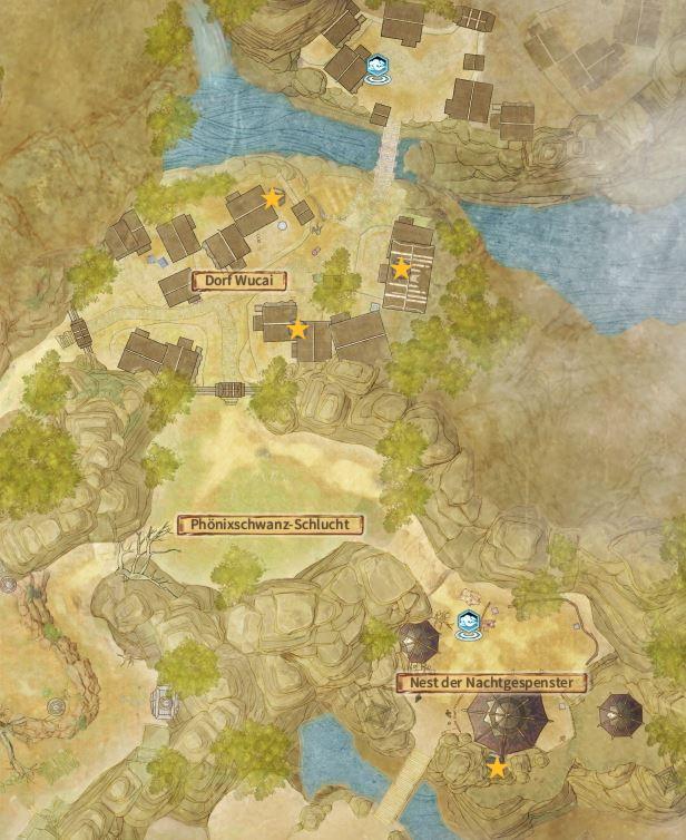 Swords of Legends Online Treasure Map Guide - Heavenly Ridge