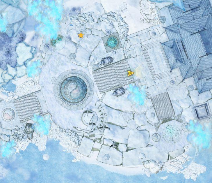 Swords of Legends Online Treasure Map Guide - Sunken Jade Lake
