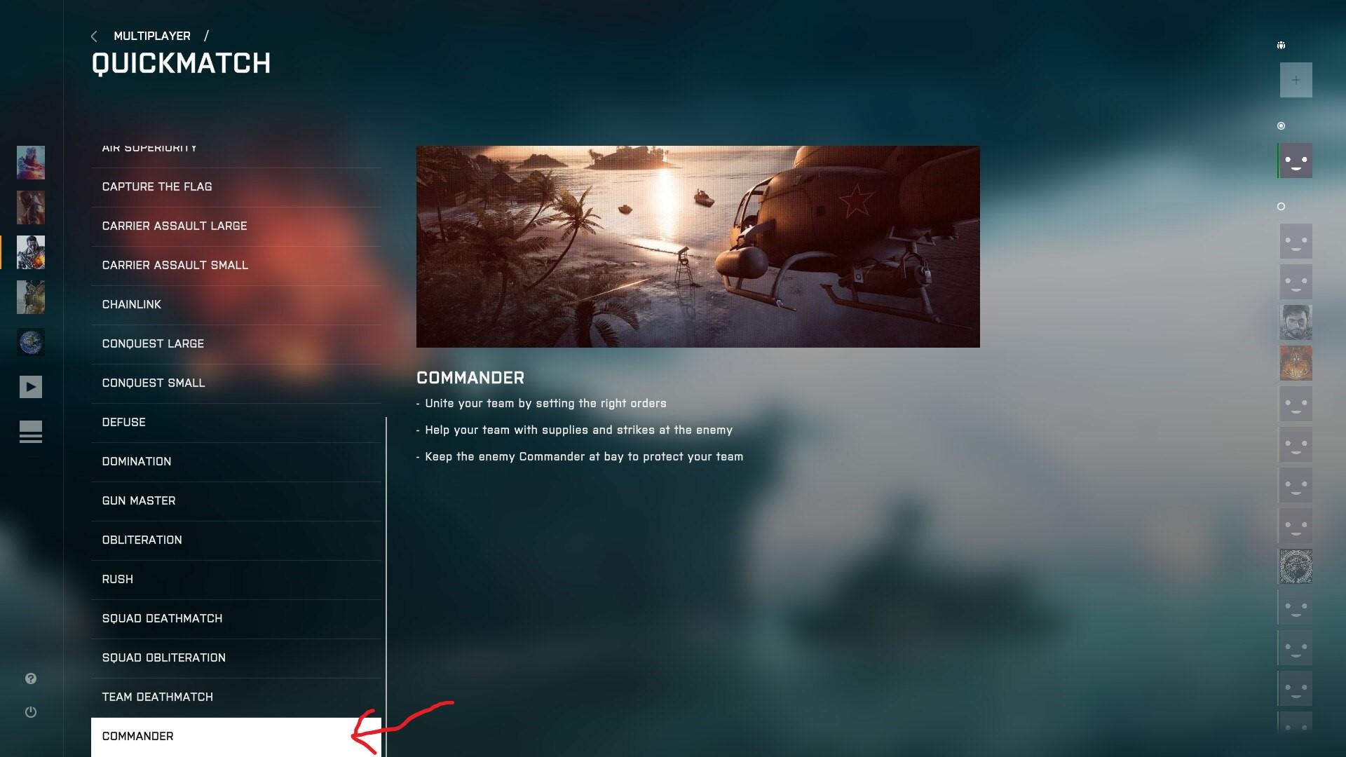 Руководство Battlefield 4 ™: лучшая стратегия и тактика для командира - Что такое командирский режим? Как я могу играть как один? - 642207C