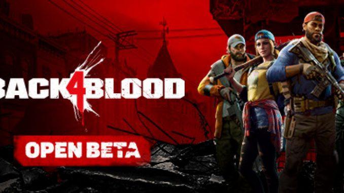Back 4 Blood Beta Game Online Services Information Details 1 - steamsplay.com