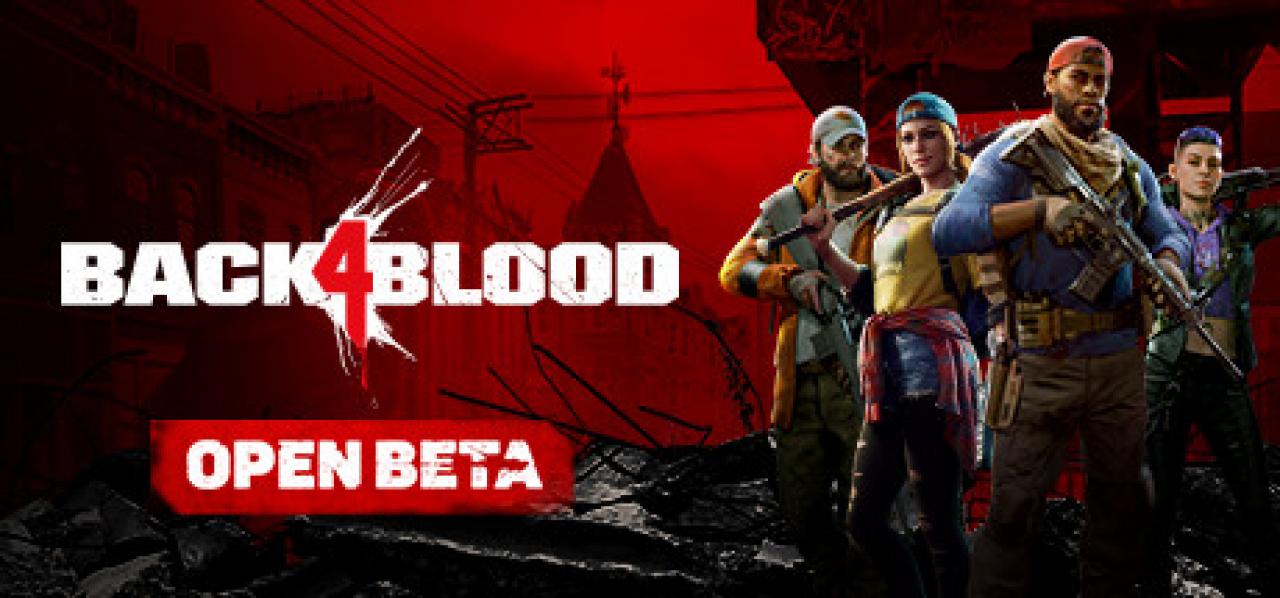 back 4 blood beta services information details