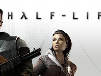 Half-Life 2 All ABout Red Gordon Freeman + Game Glitch 1 - steamsplay.com