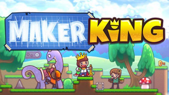 MakerKing Basic Game Mechanics and Keyboard Controls 1 - steamsplay.com