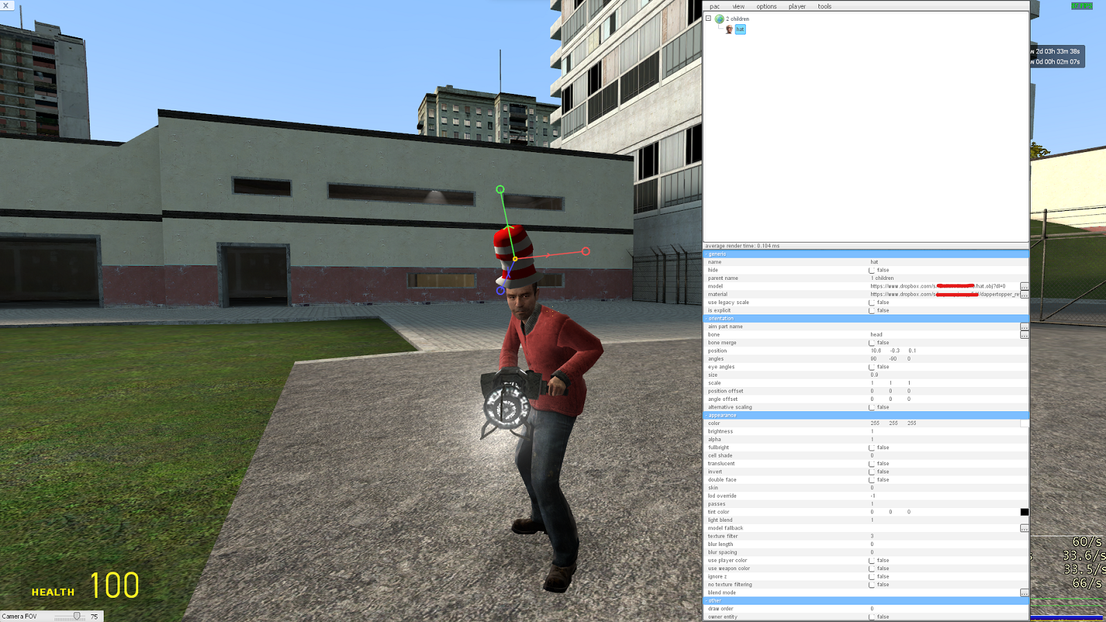 Garry's Mod How to Import MDL Files to PAC3 + All Programs Requirements - Putting in PAC3 - 79E51E9