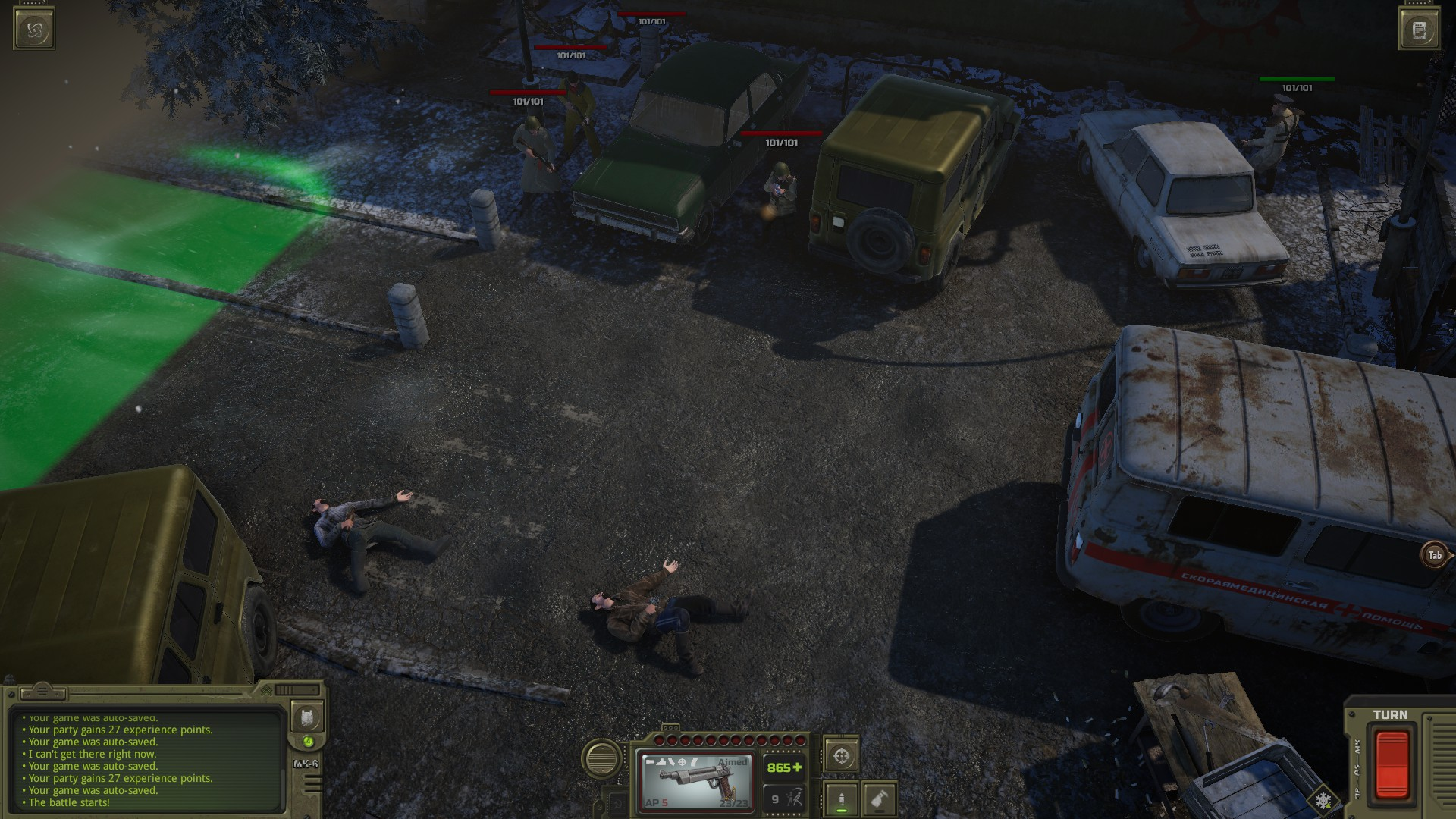 ATOM RPG Trudograd How to Get (Escalation of Conflict) Achievements in Game Tips - Walkthrough - 2B119DD