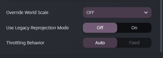Assetto Corsa Competizione Guide for SteamVR Settings + Graphics + Config in Game - SteamVR Settings - 5B7EB81