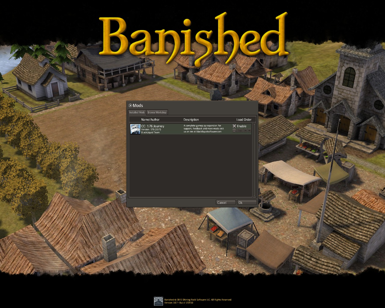Banished General Guide for Banished:Colonial Chart 1.7 - Gameplay Tips - Before you start! - 3283D77