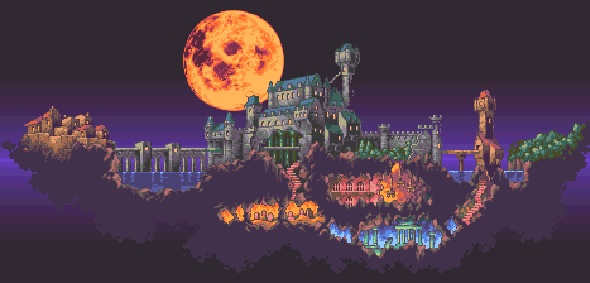 Castlevania Advance Collection List of All Collectible Items + Map Location Guide - In Game Map - F363430