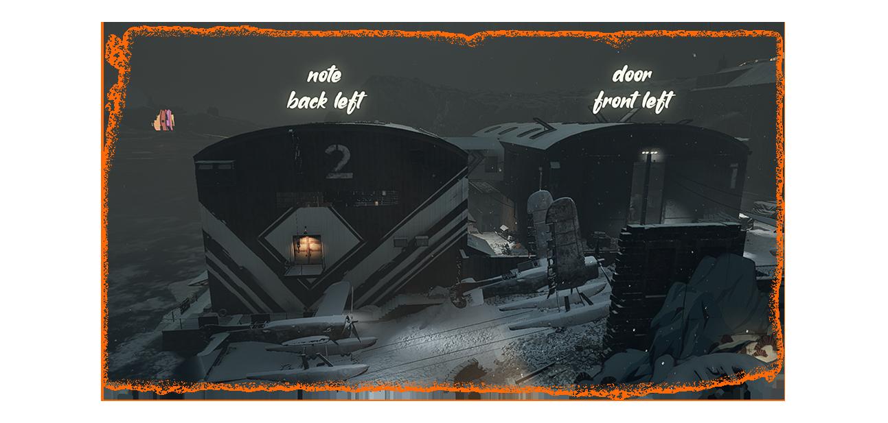 DEATHLOOP Complete Guide + Gameplay Tips + Loots-Secrets-Locations-Lock & Door Combinations Hints - ⌞ All Day - 2E4ED43