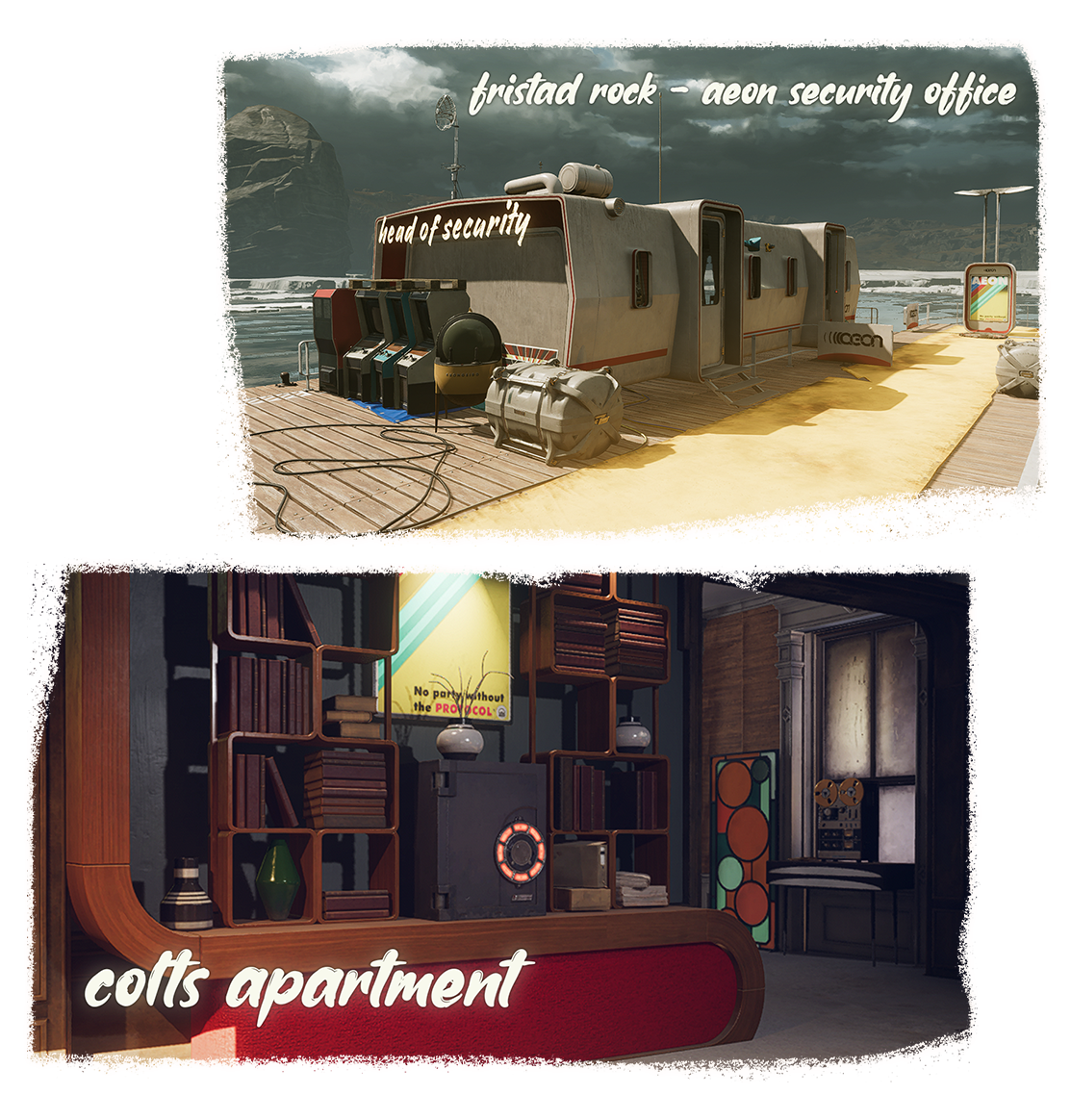 DEATHLOOP Complete Guide + Gameplay Tips + Loots-Secrets-Locations-Lock & Door Combinations Hints - ⌞ All Day - C452C9A