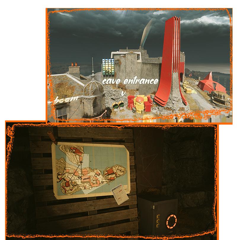 DEATHLOOP Complete Guide + Gameplay Tips + Loots-Secrets-Locations-Lock & Door Combinations Hints - ⌞ All Day - D32D0A8