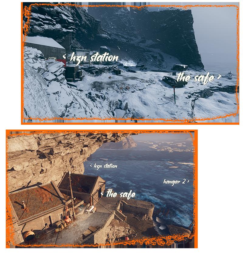 DEATHLOOP Complete Guide + Gameplay Tips + Loots-Secrets-Locations-Lock & Door Combinations Hints - ⌞ Morning - 574411B
