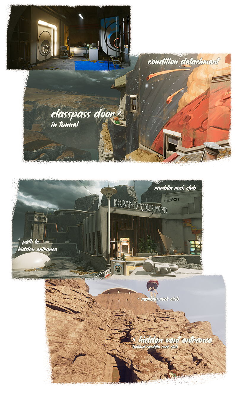 DEATHLOOP Complete Guide + Gameplay Tips + Loots-Secrets-Locations-Lock & Door Combinations Hints - ⌞ Morning - FDC2241