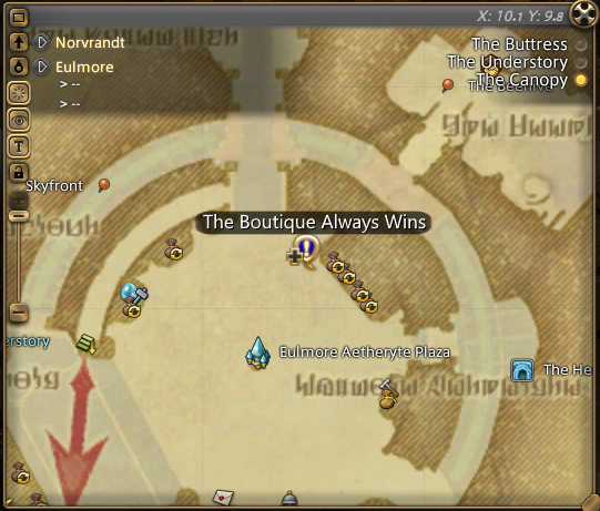 FINAL FANTASY XIV Online FINAL FANTASY XIV Online General Information How to Make Gil + Farming Mob Drops - Endgame: Crafting - 9BF3042