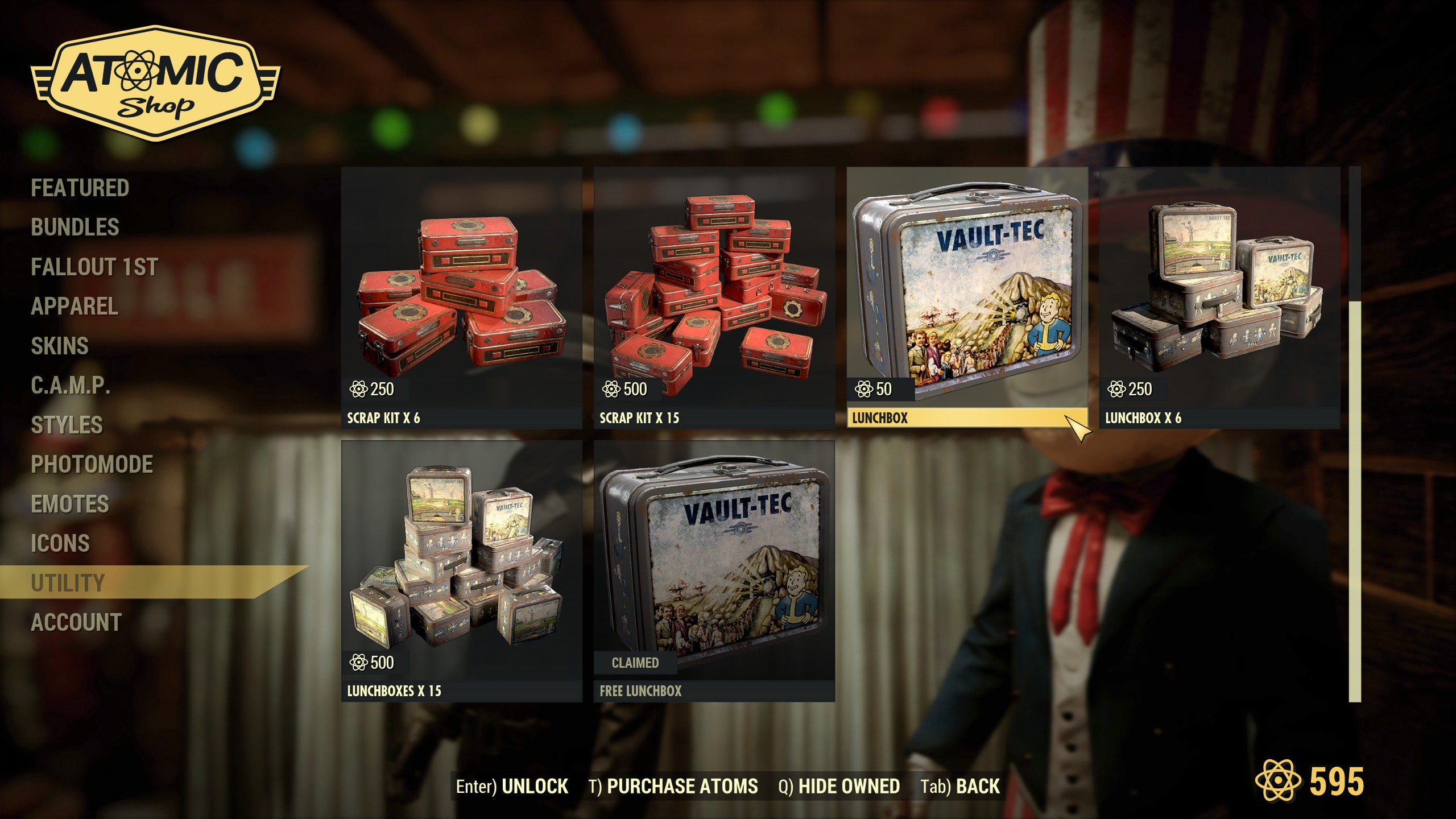Fallout 76 All Currencies Conversions into Real Currency Guide - Preface - 0CF9C9F