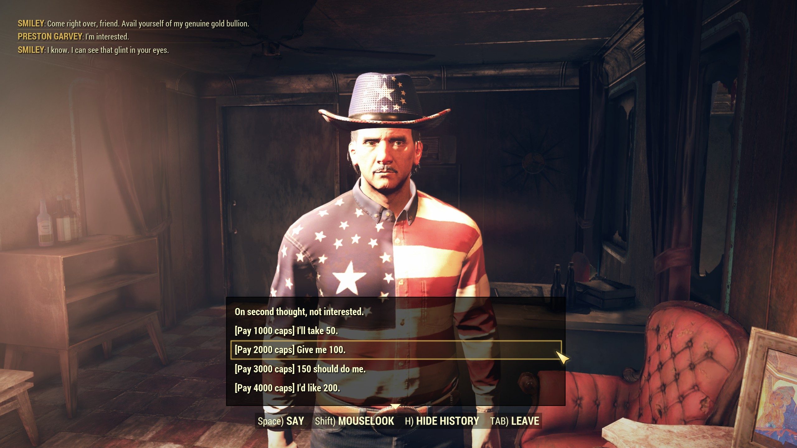 Fallout 76 All Currencies Conversions into Real Currency Guide - Preface - 57A3D60