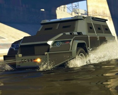 Grand Theft Auto V List of the Best Vehicles in GTA V + Cost Detailed Guide - 💪Defensive Vehicles - 536B3BC
