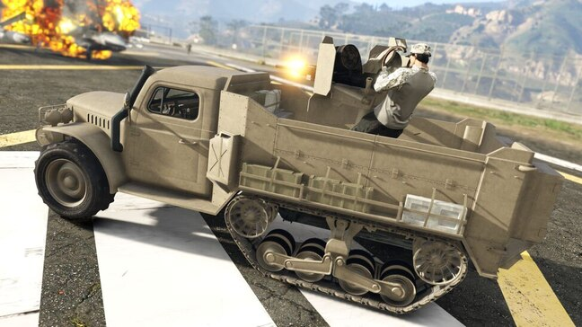 Grand Theft Auto V List of the Best Vehicles in GTA V + Cost Detailed Guide - 💪Defensive Vehicles - AEAAD87