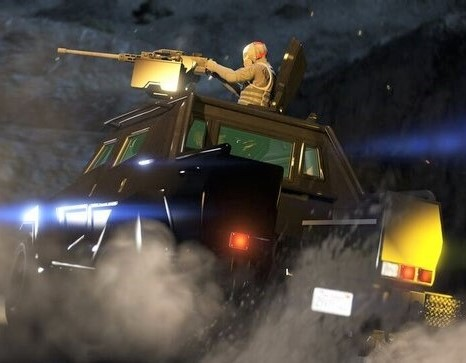 Grand Theft Auto V List of the Best Vehicles in GTA V + Cost Detailed Guide - 💪Defensive Vehicles - F1D61C0