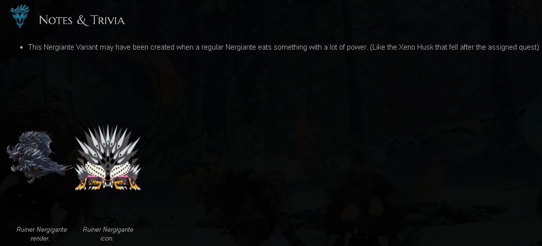 Monster Hunter: World Damage Types + Status Attacks + Weapon Stats - Monster Hitzone Values - FFBBC7B