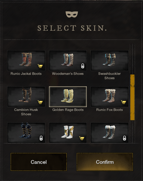New World Easy Step How to Change Skin in Game - How to Change Skins - 7F4D168