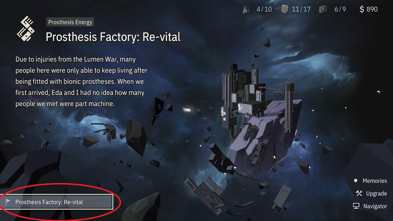 OPUS: Echo of Starsong Walkthrough + Unlock All Achievements Gameplay Tips - Locations 1 - E307BFA