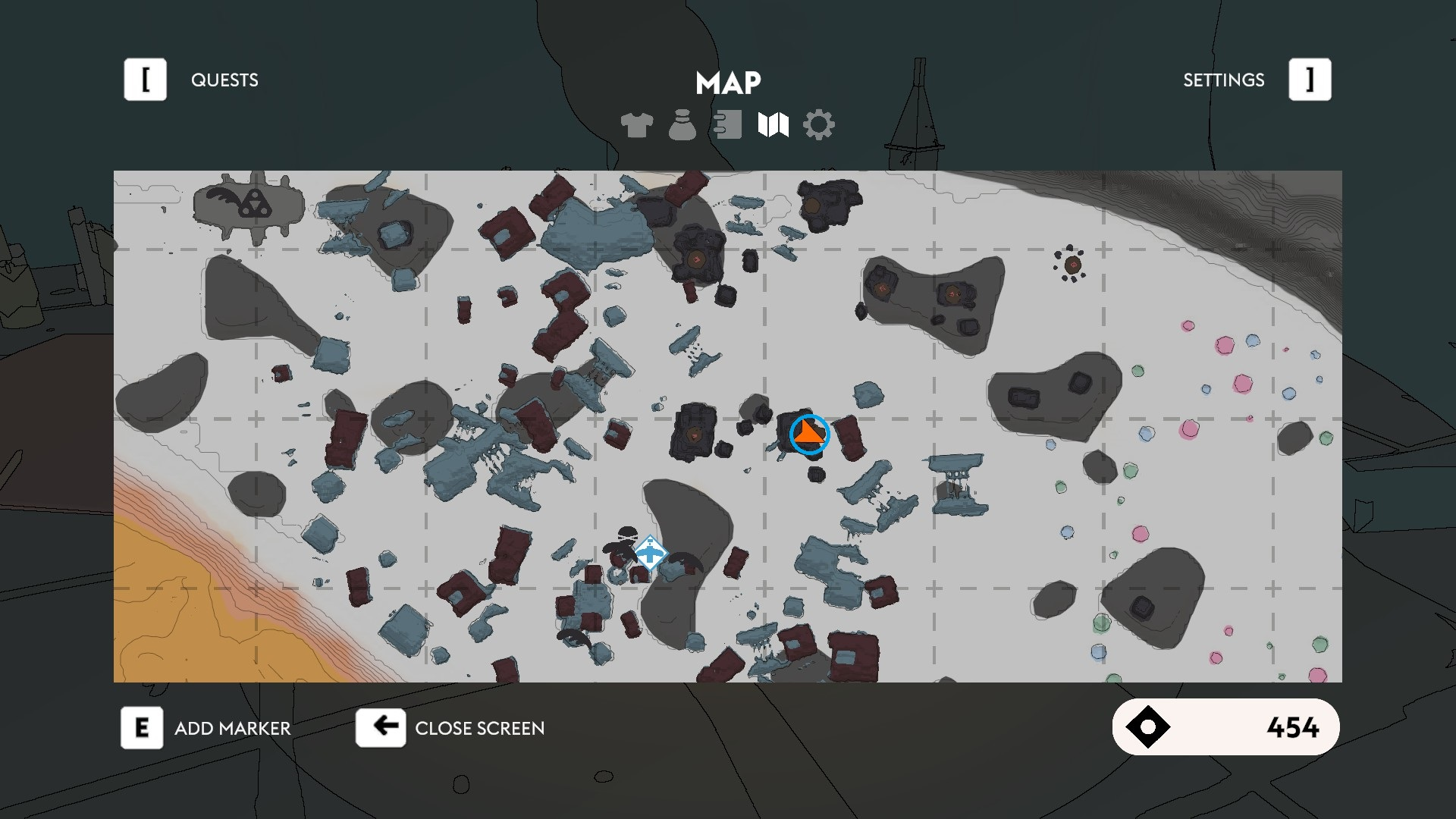 Sable Complete List of All Achievements + Details - Collectable Related Achievements (Continued) - E8B1931