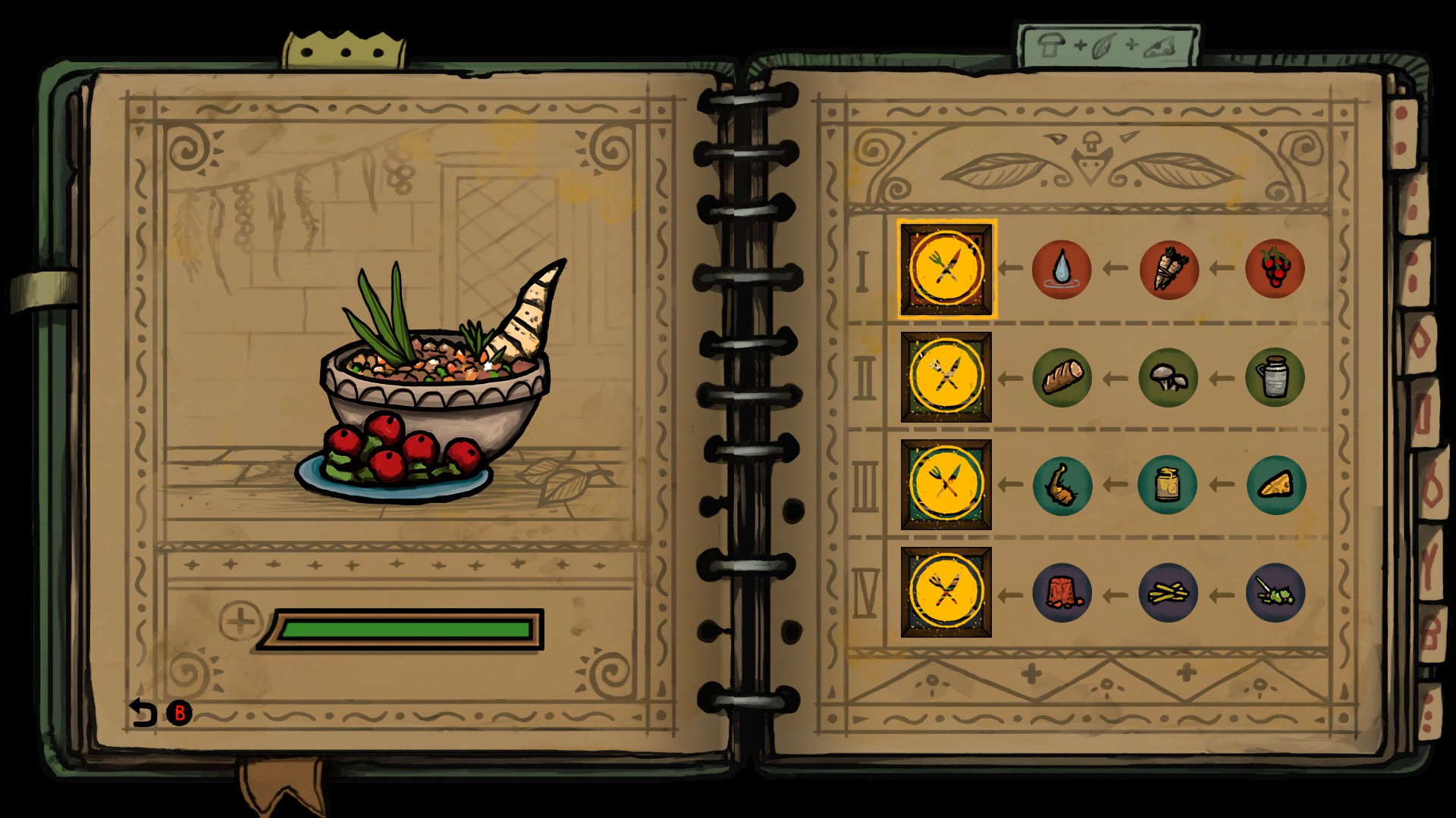Tails of Iron How to Get All Achievements in Tails of Iron - Walkthrough - Chef's Book | Книга Шефа - 58B261A