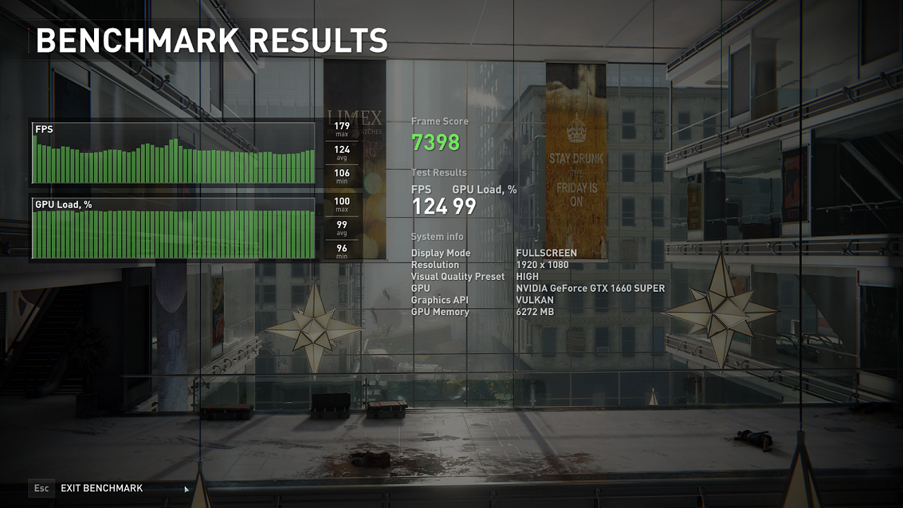 World War Z: Aftermath Increase FPS Boost + Enable FSR + Tweaks - Results - 533D544
