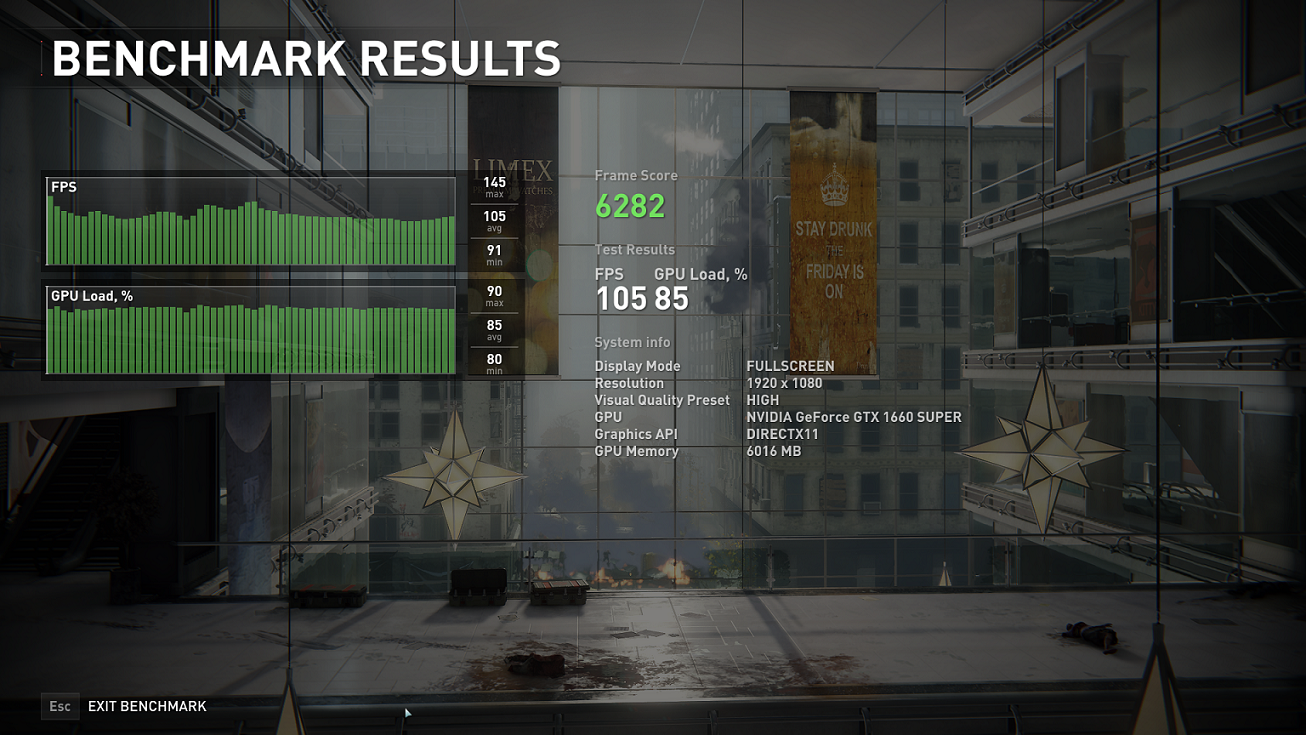 World War Z: Aftermath Increase FPS Boost + Enable FSR + Tweaks - Results - 7C018B5