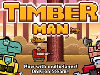 Timberman All Achievements and All Character Info for Single-Player & Multiplayer 1 - steamsplay.com