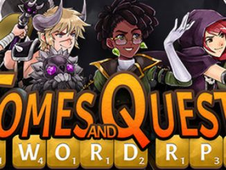 Tomes and Quests: a Word RPG Super End Quest Achievement Unlocked! 1 - steamsplay.com