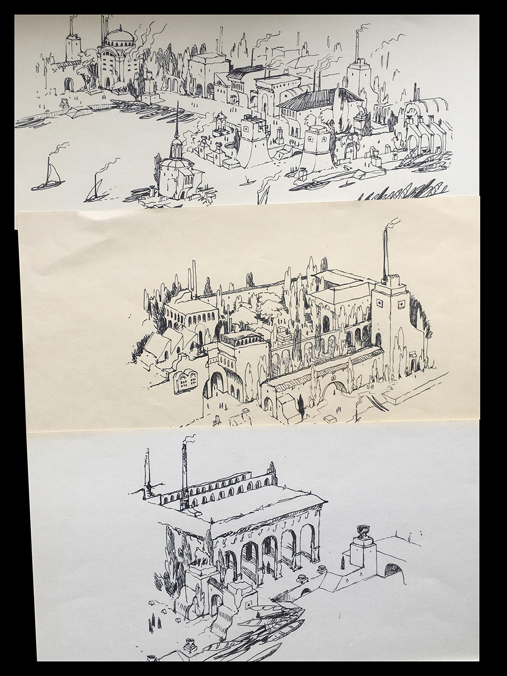 Book of Travels Story Guide + Walkthrough - Overview - A Capital City for Braided Shore - 639CF8F