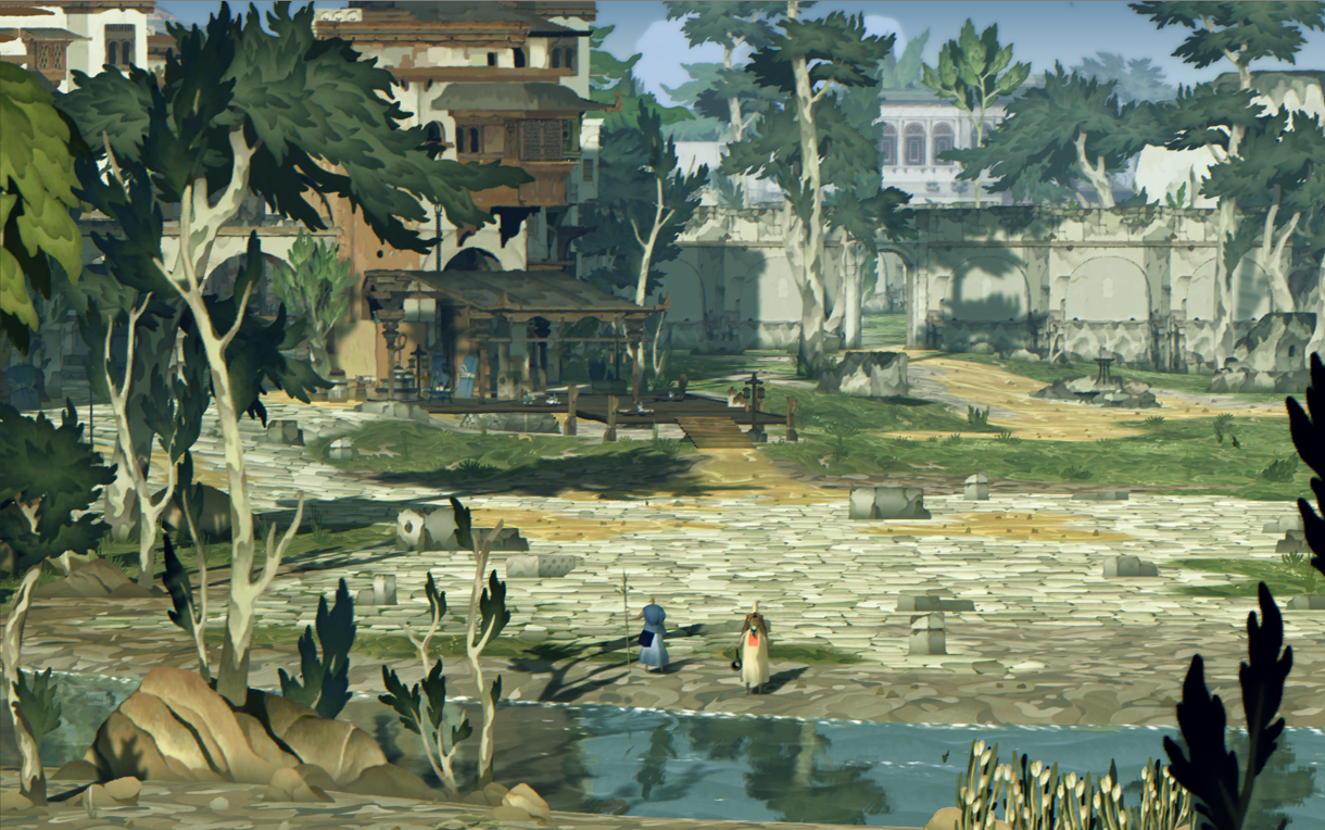 Book of Travels Story Guide + Walkthrough - Overview - A Capital City for Braided Shore - B9425C0
