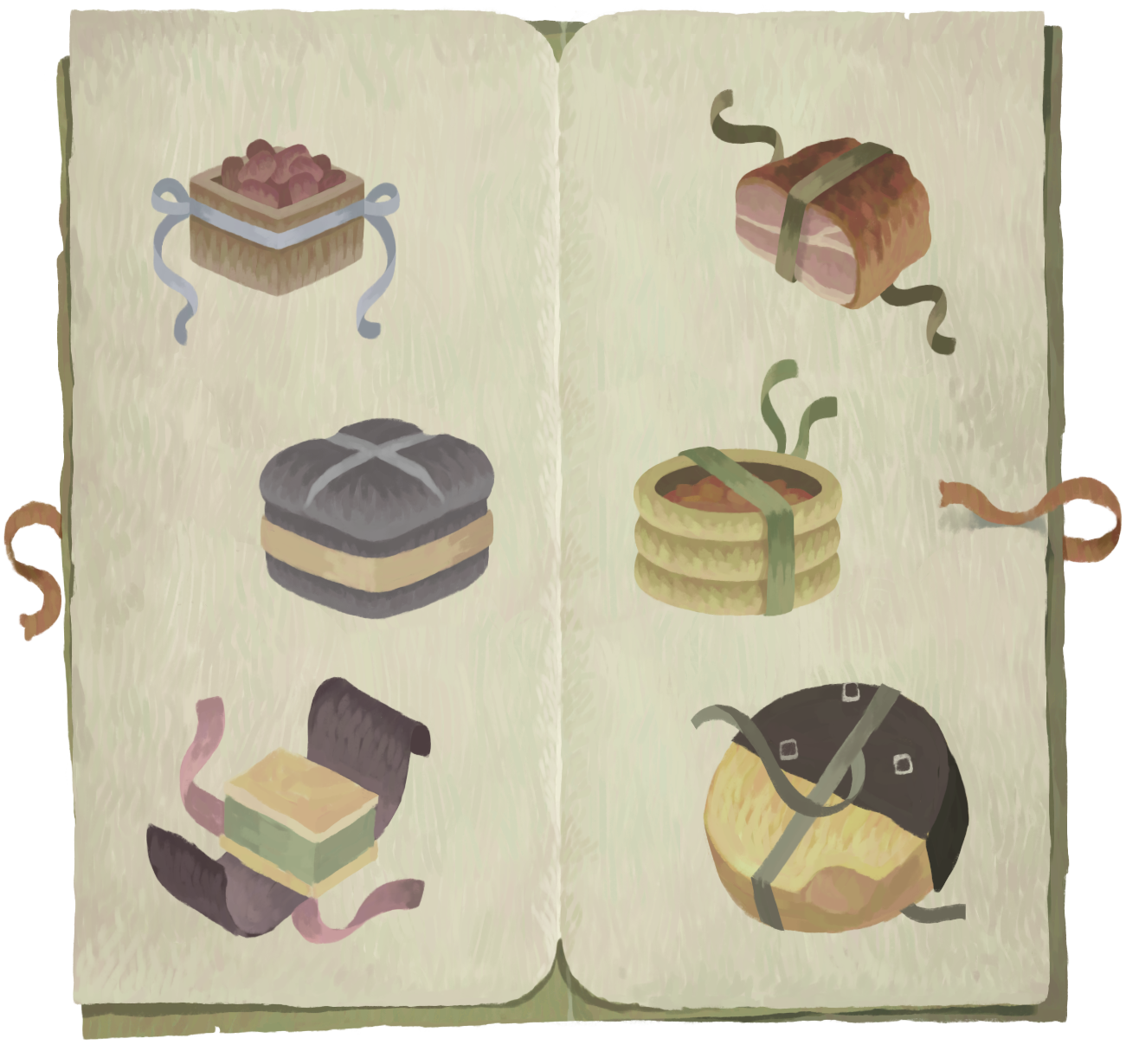 Book of Travels Story Guide + Walkthrough - Overview - Food and drink - B63A4DA