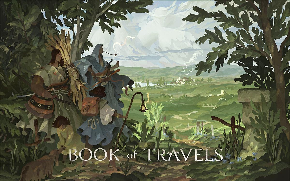 Book of Travels Story Guide + Walkthrough - Overview - Lore: What are the Sefra? - FDC53CF
