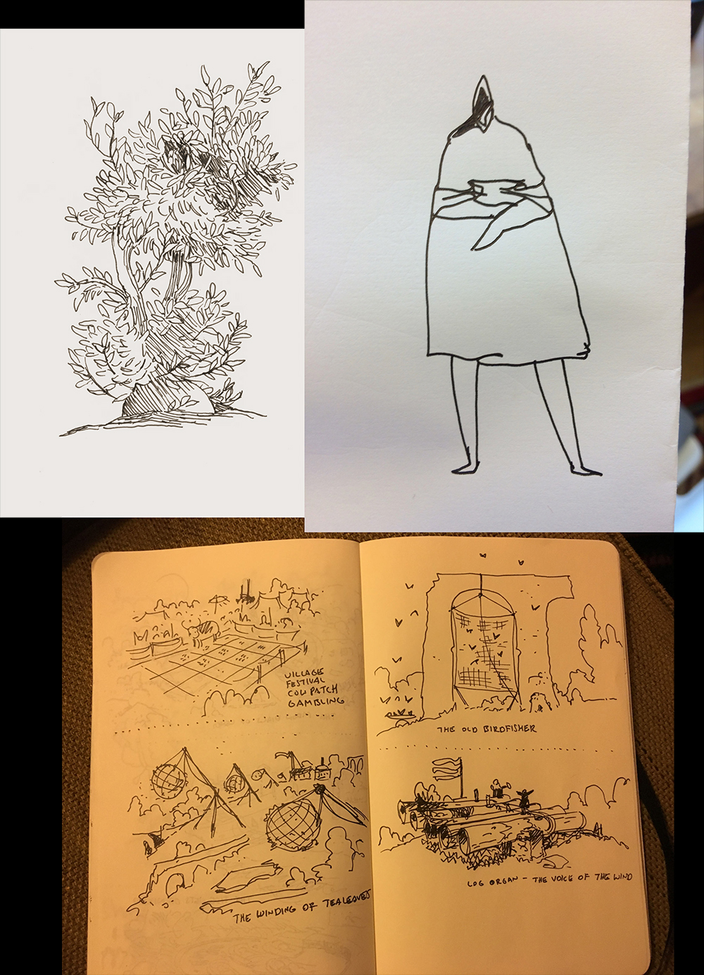 Book of Travels Story Guide + Walkthrough - Overview - Sketches from the Attic - 0053BCB