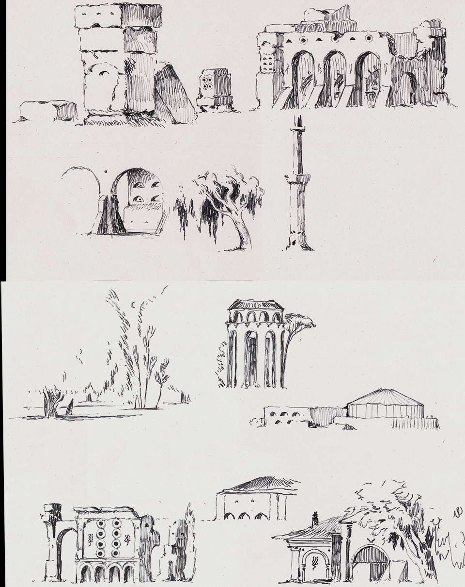 Book of Travels Story Guide + Walkthrough - Overview - Sketches from the Attic - 72238AD